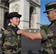 Devenir commissaire des armées
